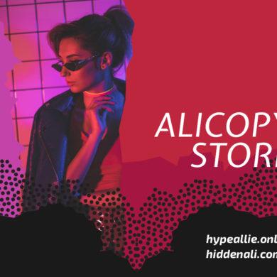 Alicopy store